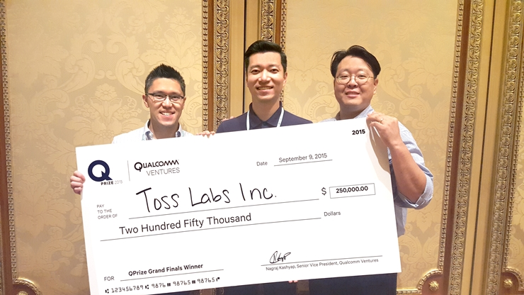 JANDI becomes the first Korean company to  win the global Qualcomm Ventures QPrize™ Investment Competition
